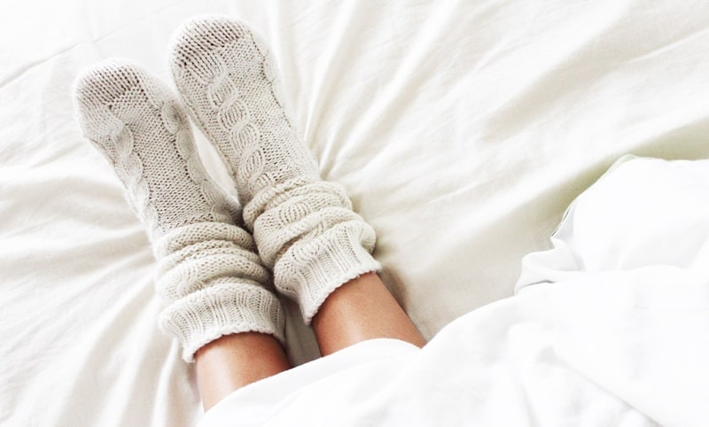Causes of cold feet